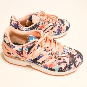 Adidas OrthoLite Sneakers - Flower